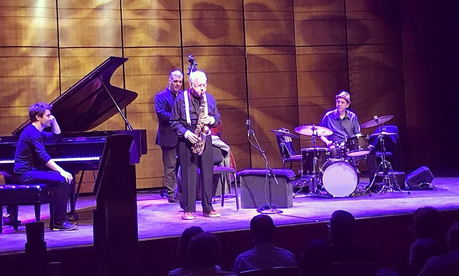 Drummer George Schuller Talks about Lee Konitz