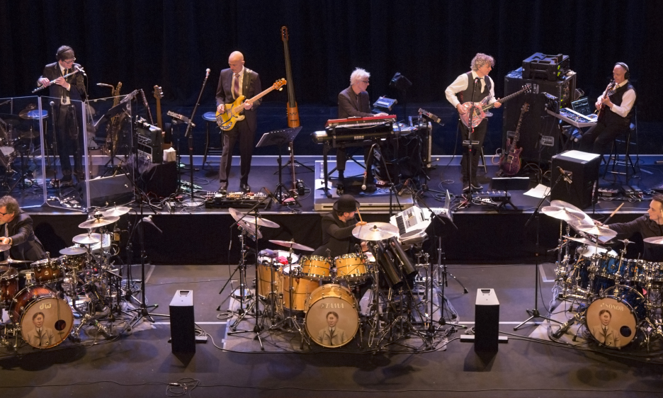 King Crimson alla Cavea dell'Auditorium, Roma