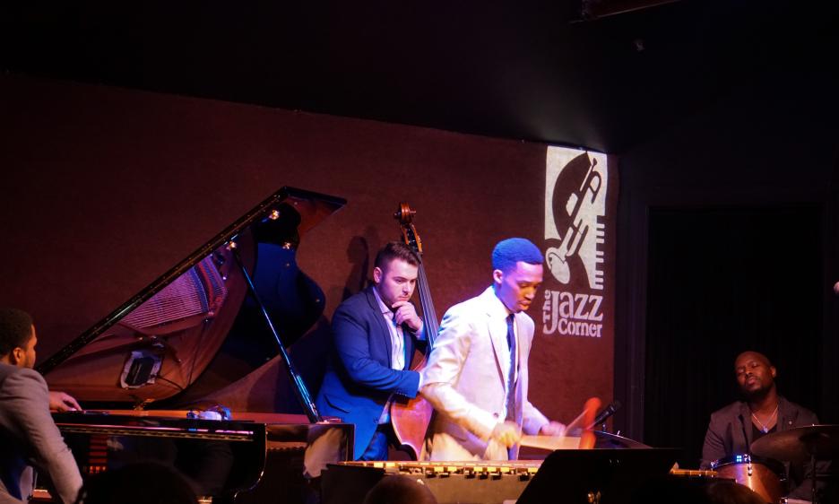 Ulysses Owens Jr. At The Jazz Corner