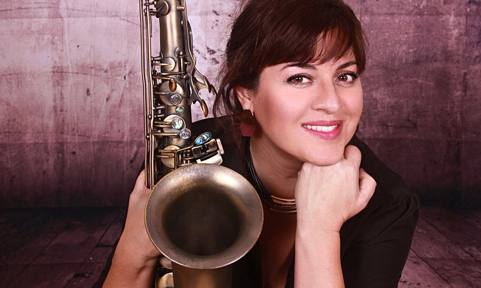 Ada Rovatti: Big Sax, Big Heart, Big Shoes