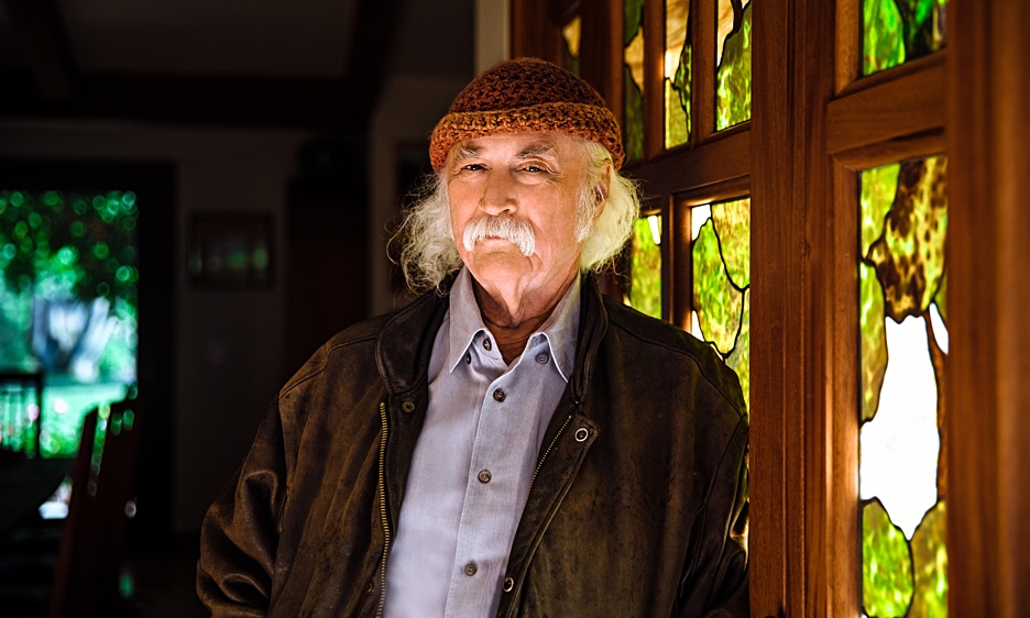 David Crosby: A Revitalized Creativity