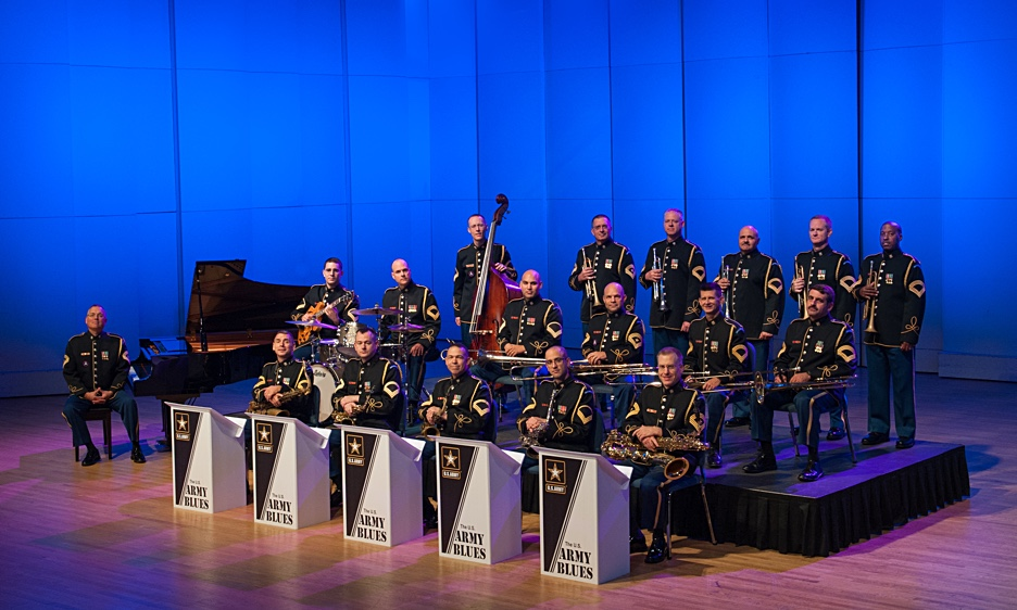 Our Favorite Things: Jazz Greetings from Military Service Bands