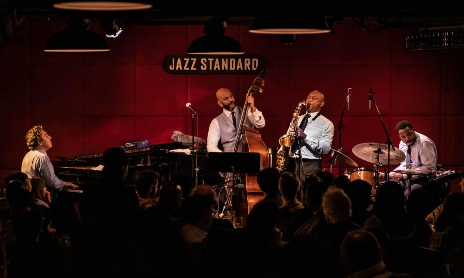 The Branford Marsalis Quartet at Jazz Standard