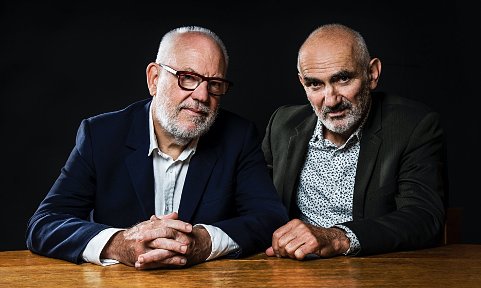Australia's Greatest And Most Enduring Songwriter,  Paul Kelly, Collaborates With Award-Winning  Jazz Pianist And Composer Paul Grabowsky