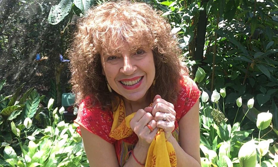 Take Five with Joanie Pallatto
