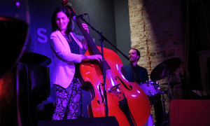 Read Katie Thiroux Trio at South Jazz Parlor