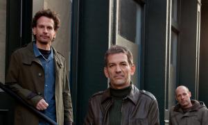 Interview with Brad Mehldau Trio all'Auditorium Parco della Musica