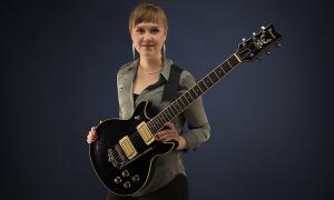Jazz article: Take Five with Mareille Merck