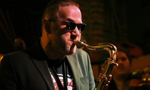 Jazz article: Sylwester Ostrowski: Music As A Celebration Of Life