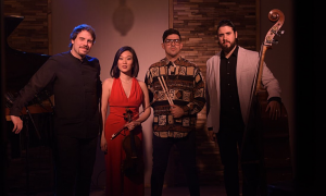 Read Maureen Choi Quartet at BacchusLIVE