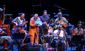 Read Art Ensemble of Chicago 50th Anniversary