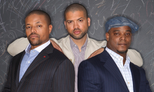 Read Jason Moran and the Bandwagon at Cologne Philharmonie