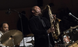 Interview with Never Alone: Reflections on the 2018 Winter Jazzfest
