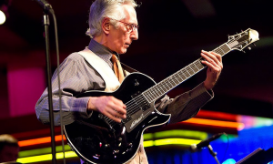 Interview with Pat Martino: In the Moment