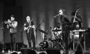 Interview with Irreversible Entanglements a Padova Jazz