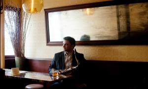 Kyle Nasser at The Red Room, Cafe 939