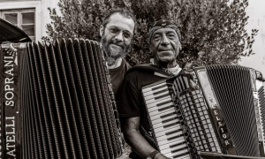 Interview with Antonello Salis e Simone Zanchini Duo