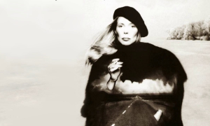 Read Joni Mitchell's Amelia: A Flight through Love