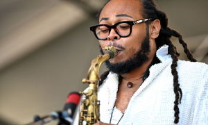Jazz article: Immanuel Wilkins: Omega is Just the Beginning