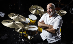 Read Peter Erskine: Up Front, In Time, and On Call