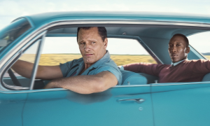 Interview with Green Book Directed By Peter Farrelly