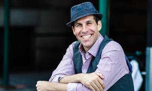 Jazz article: The Jazz Emcee: Marcus Goldhaber