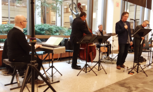 Jost–Adler Ensemble at Jefferson Alumni Hall