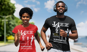 Announcing World's Largest Ever Jazz Virtual 5K–Run / Walk / Ride Race During Jazz Appreciation Month