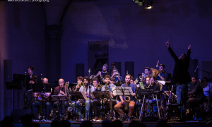Interview with Tower Jazz Composers Orchestra alla Sala Vanni di Firenze