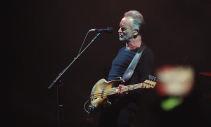 Read Sting at the City Stadium in Macedonia