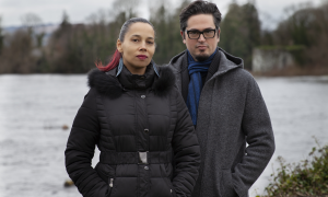 Interview with Rhiannon Giddens & Francesco Turrisi: Trading Comforts