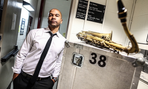 Walter Smith III Joins Berklee As Chair Of The Woodwind Department