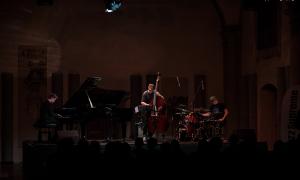 Interview with Jim Black Trio alla Sala Vanni di Firenze