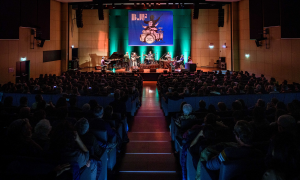 Interview with Bologna Jazz Festival 2019