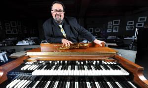 Interview with Joey DeFrancesco Quartet at Van Gelder Studio