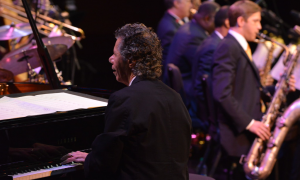 Interview with Jazz at Lincoln Center Orchestra with Wynton Marsalis and Chick Corea at the Kimmel Center