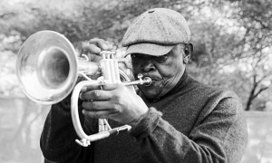 Interview with Hugh Masekela: Strength in Music and Character