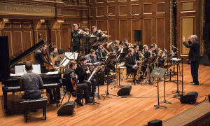 New England Conservatory Celebrates 50th Anniversary Of Groundbreaking Jazz Department