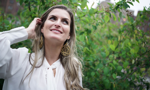 Daniela Soledade, Vocalist With Deep Roots In Traditional Brazilian Music, Will Release Her Debut Album, A Moment Of You, On September 6