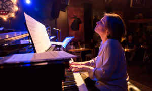 Read 20 Seattle Jazz Musicians You Should Know: Marina Albero
