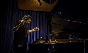 Interview with Jamie Saft Solo Piano a Firenze