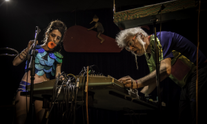 Interview with Ooopopoiooo al Pinocchio Jazz di Firenze