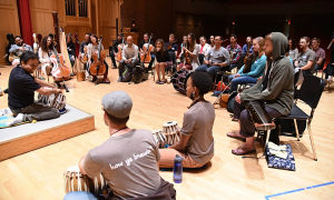Silkroad Announces 2021 Global Musician Workshop In Partnership With New England Conservatory