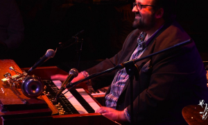 Read Joey DeFrancesco at Chris' Jazz Café
