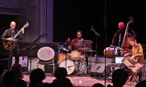 Read Live From New York: Four Dimensions, Maqueque & Asaf Yuria