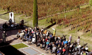 Interview with La 23esima edizione di Jazz & Wine of Peace