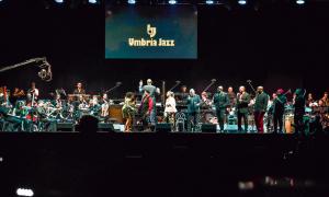 Interview with Umbria Jazz 2018 - prima parte