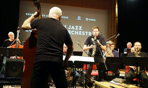Read London Jazz Composers Orchestra 50 Year Anniversary