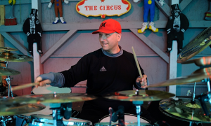 Interview with Gergo Borlai: Talkin' Drummers and Drumming