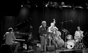 Interview with Shipp / Lowe / Baker / Ray at Le Poisson Rouge